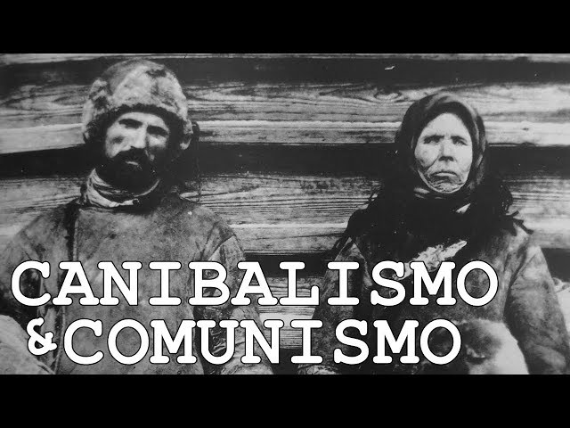 O Comunismo, a Fome e o Canibalismo: HOLODOMOR