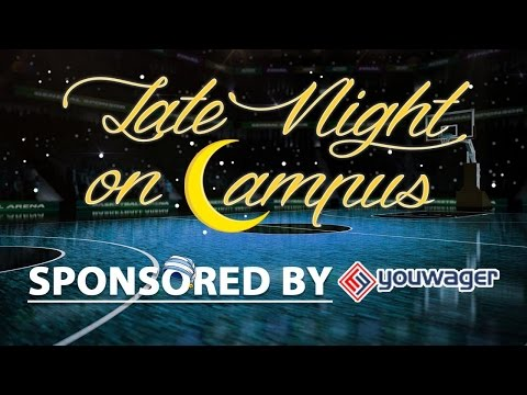 Late Night On Campus LIVE: NBA & NIT Betting Report + MORE