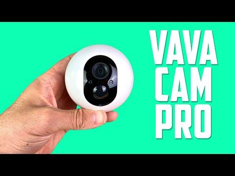 VAVA Cam Pro Outdoor Wireless Security Camera