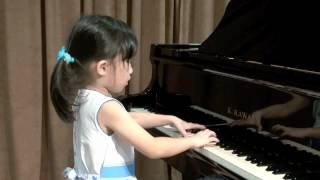 Jolene Chow plays Cha Cha by Christopher Norton