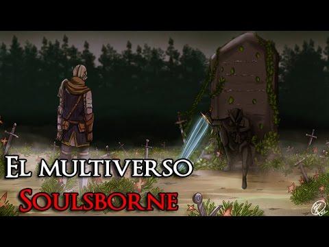 ¿Existe un único universo Soulsborne? - Celuloide
