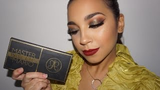 ABH Master Palette REVIEW & TUTORIAL | TulipHeels