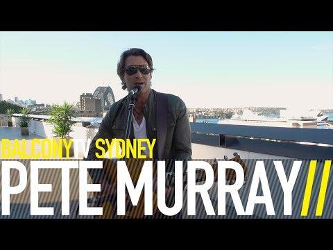 PETE MURRAY - HEARTBEATS (BalconyTV) Mp3