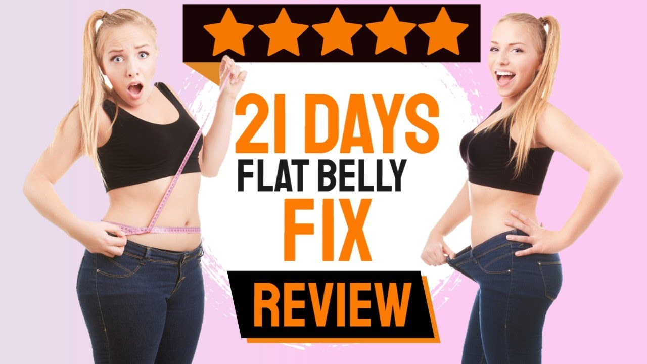 The Flat Belly Fix Review | The 21 Days Flat Belly Fix | WATCH Before You  Buy