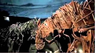 WAR HORSE commercial