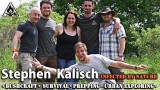 Spontantreffen bei Steffen Kumpa - Bushcraft Hessen