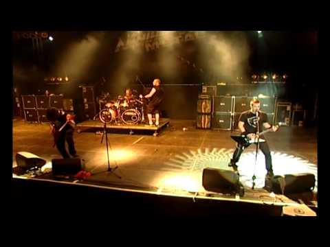 Annihilator | Shallow Grave | Live At Masters Of Rock DVD