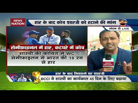 Should Ravi Shastri be removed as head coach? Experts reply