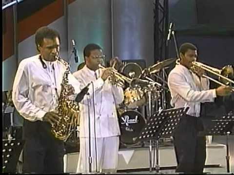 Art Blakey & The Jazz Messengers / Blues March (1989)