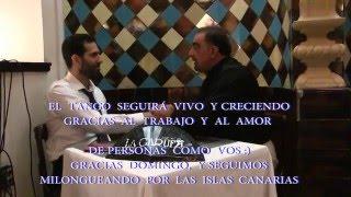 TENERIFE - 11/2014 - Around the world in 80 milongas - LA GARUFA