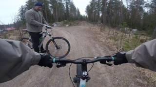 ВЕЛО РЫБАЛКА В ФИНЛЯНДИИ С GoPro HERO5 Session