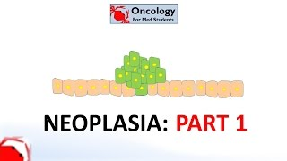 1. Neoplasia part 1: definition, how it relates to cancer