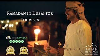 Ramadan in Dubai for Tourists 2018