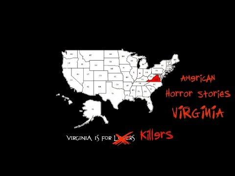 American Horror Stories: Virginia Urban Legends & Ghost Stories