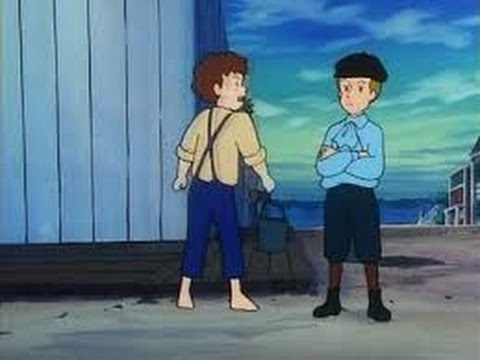 Tom Sawyer Capitulo 7 El Rival