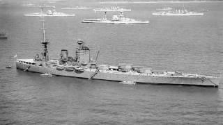 Английский линкор «Родни» тип «Нельсон» Второй мировой войны
