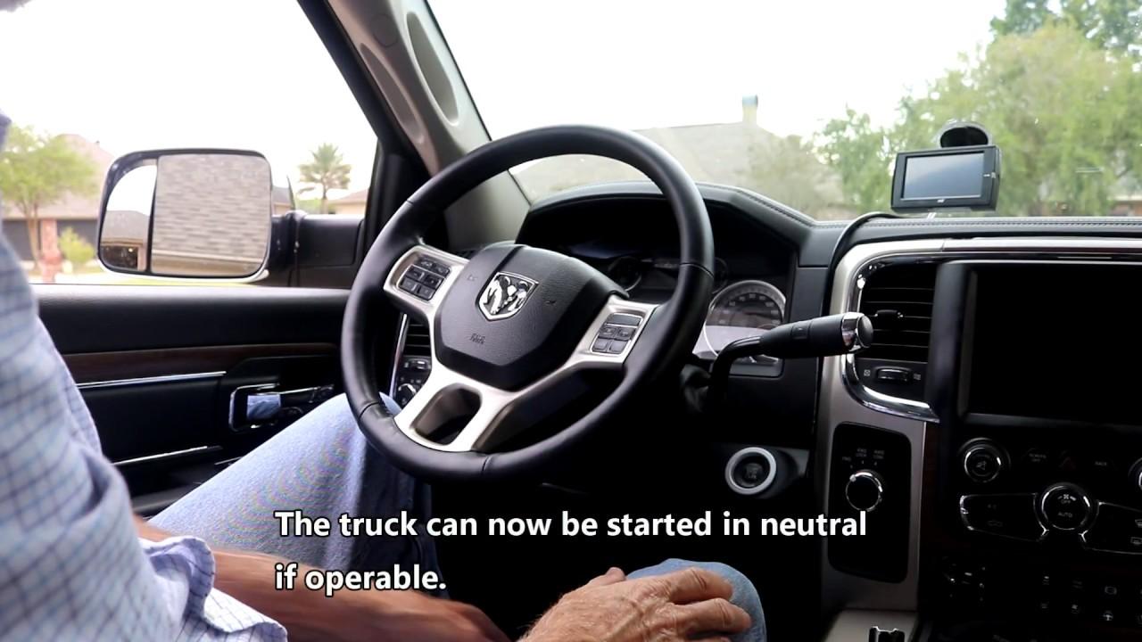2017 ram manual transmission