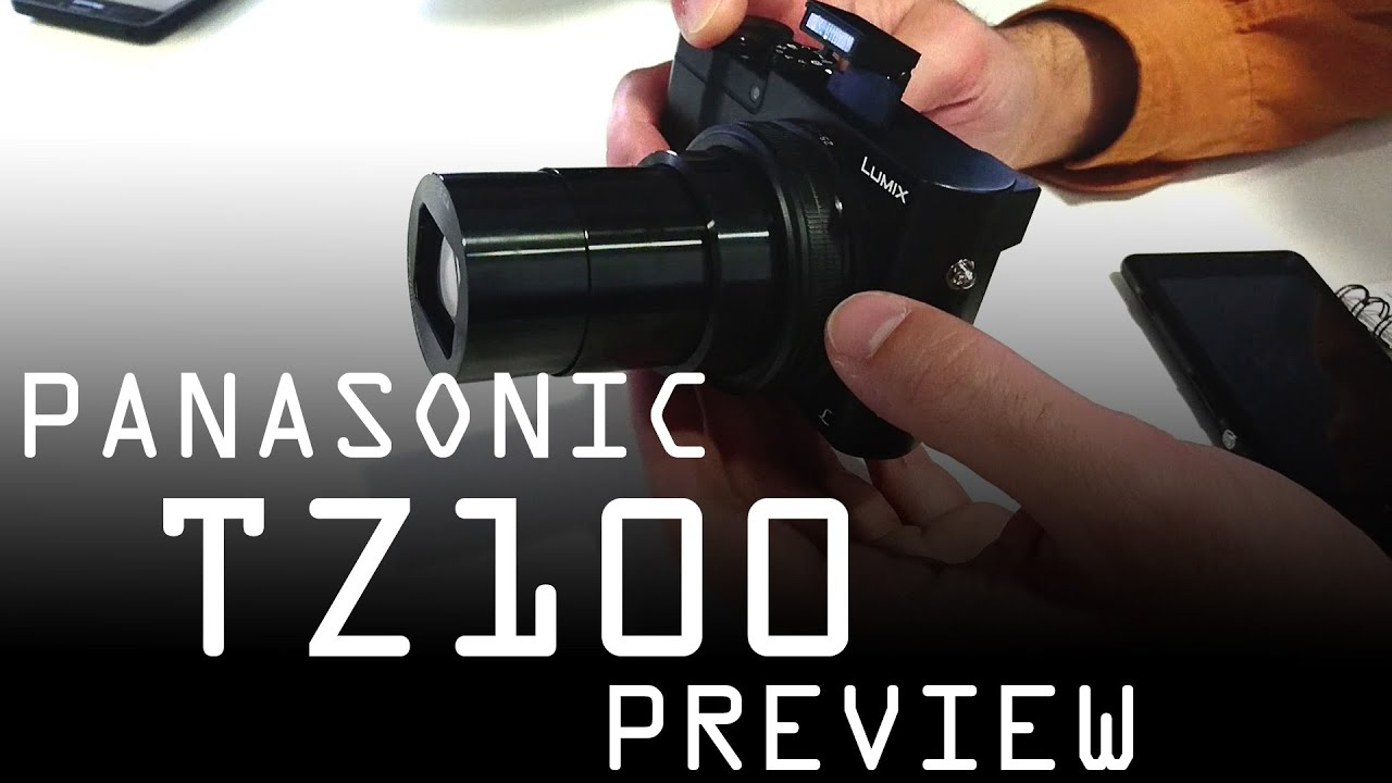 panasonic lumix dmc tz100 hands on preview youtube. Black Bedroom Furniture Sets. Home Design Ideas