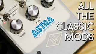 Classic Modulation done right! UA Astra Review
