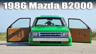 Video Ultimate Pickup Tuning - 1986 Mazda B2000 Lowrider download MP3, 3GP, MP4, WEBM, AVI, FLV September 2018