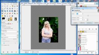 GIMP.Быстрый старт для новичков..mp4(Элементарные приёмы в GIMP, позволяющие редактировать фото сразу же, после просмотра ролика., 2010-08-18T11:18:15.000Z)