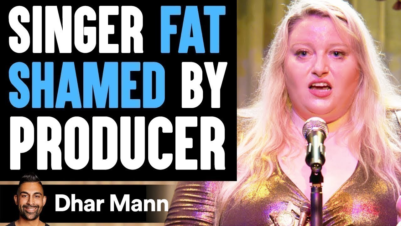 Download Singer FAT SHAMED By Producer, What Happens Next Is Shocking | Dhar Mann