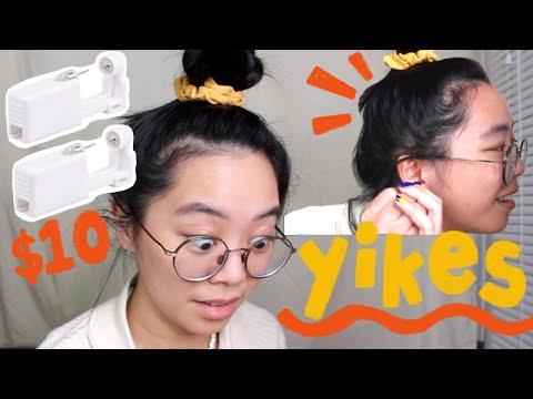 Ear Piercing Kit - How to Use Ear Piercing Kit ? **2021 Piercing