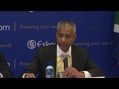 Eskom signs loan agreement with China Development Bank