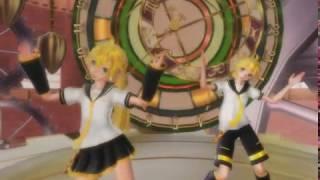 [MMD] Kagamine Lenka and Len - World's End Dancehall