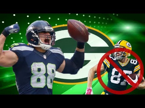 Packers Sign Jimmy Graham and Release Jordy Nelson! Nfl Free Agency 2018!