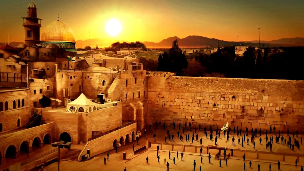 Resultado de imagem para JERUSALEM DE OURO