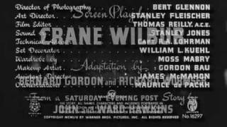 Crime Wave Opening Credits (1954)