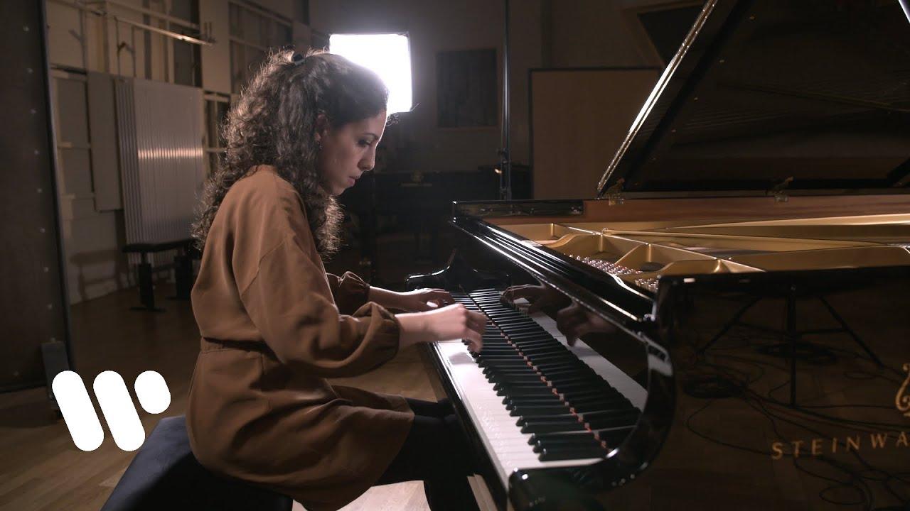 "Beatrice Rana plays Chopin: 12 Études, Op. 25: No. 11 in A Minor (""Winter Wind"")"