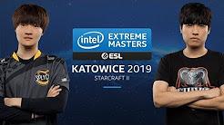 StarCraft II - IEM Katowice 2019
