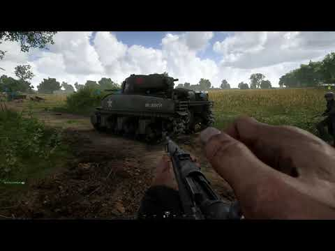 Shooting Our Own Mine To Kill Enemy Tank