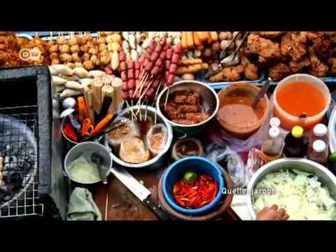 Streetfood - die neue Fast-Food-Kultur | Euromaxx