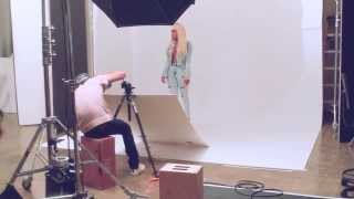 Nicki Minaj Clothing Line Photoshoot for Kmart