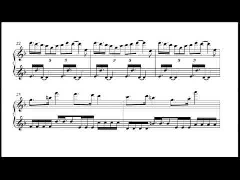 Aphex Twin - Nannou (Piano Cover with Sheet Music)