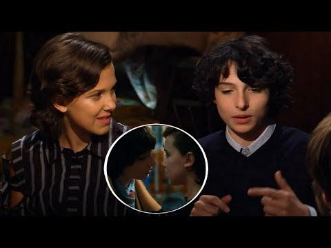 Stranger Things: An Unscripted Kiss Between Underage Actors