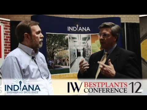 Indiana Economic Development Corporation (IEDC) at the 2012 IW Best Plants Conference