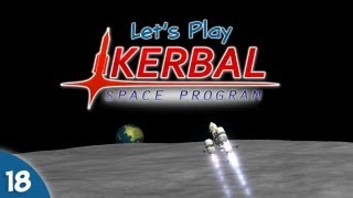 Kerbal Space Program - 18 - Mission to the Mun