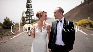 Hochzeitsvideo Elena & Artem /Teneriffa Russische Hochzeit