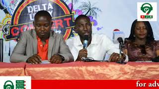Press Conference with Frank D Don and others
