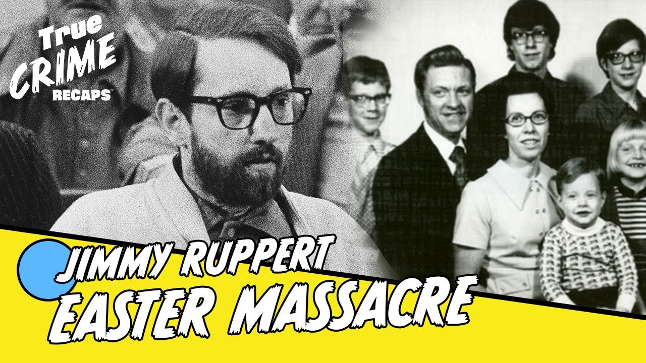 The Easter Sunday Massacre - The Story of James Ruppert