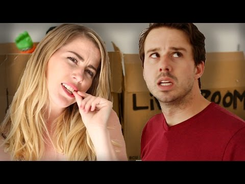 If Moving In Together Were Honest