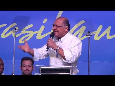 Geraldo Alckmin na 14ª Convenção Nacional do PSDB