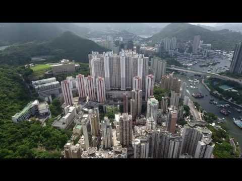 Hong Kong Island Drone Tour ()