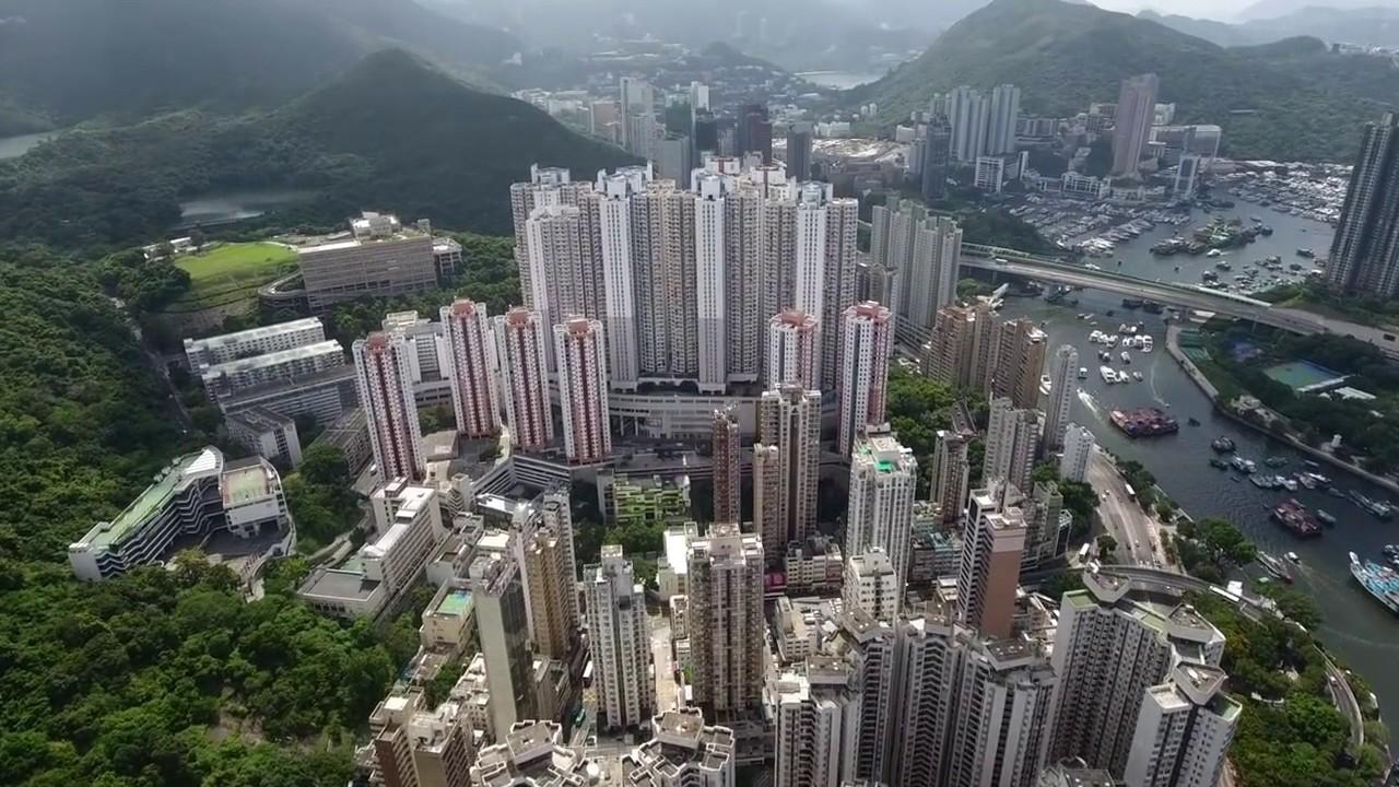 Hong Kong Island Drone Tour (鳥瞰香港)