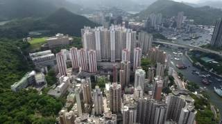 Hong Kong Island Drone Tour - 鳥瞰香港