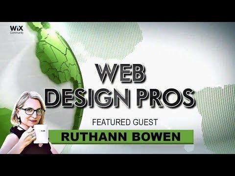 RUTHANN BOWEN of The Bowen Agency: Network to Grow a Web Design Business